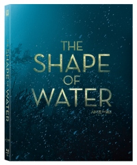 [Blu-ray] The Shape of Water Fullslip Steelbook Limited Edition(Weetcollcection Collection No.02)