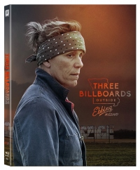 [Blu-ray] Three Billboards Outside Ebbing, Missouri Lenticular(O-ring Case) Steelbook LE (Weetcollcection Collection No.03)