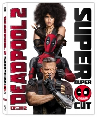 [Blu-ray] Deadpool 2(2Disc) Fullslip Steelbook Limited Edition (Weetcollcection Collection No.04)