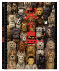 [Blu-ray] Isle of Dogs Fullslip Steelbook Limited Edition(Weetcollcection Collection No.05)