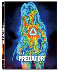 [Blu-ray] The Predator Lenticular(O-ring) Steelbook Limited Edition(Weetcollcection Collection No.08)