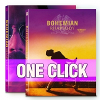 [Blu-ray] Bohemian Rhapsody One Click Steelbook Limited Edition(Weetcollcection Collection No.11)