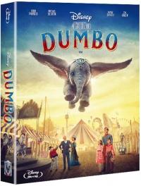 [Blu-ray] Dumbo Fullslip Steelbook Limited Editoin