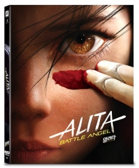 [Blu-ray] Alita: Battle Angel A2 Type Fullslip(2disc: 4K UHD + 2D) Steelbook LE(Weetcollcection Collection No.13)