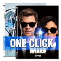 [Blu-ray] Men In Black: International One Click Steelbook Limited Edition(Weetcollcection Collection No.14)