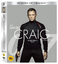 [Blu-ray] The Daniel Craig Collection Slipcase LE (8disc: 4K UHD + 2D)