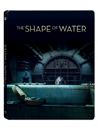 [Blu-ray] The Shape of Water Steelbook Limited Edition