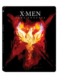 [Blu-ray] X-Men: Dark Pheonix BD Steelbook LE