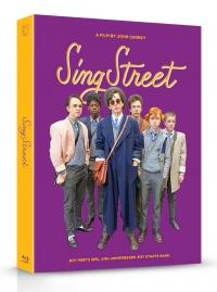 [Blu-ray] Sing Street(BD + OST) B Type Fullslip Steelbook LE