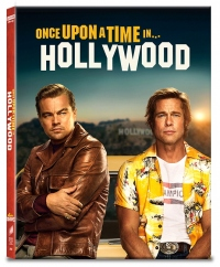 [Blu-ray] Once Upon a Time... in Hollywood B Type Lenticular(2disc: 4K UHD+2D) (O-ring) Steelbook LE(Weetcollcection Collection No.17)