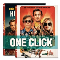 [Blu-ray] Once Upon a Time... in Hollywood One Click Steelbook Limited Edition(Weetcollcection Collection No.17)