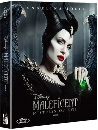 [Blu-ray] Maleficent: Mistress of Evil Fullslip Steelbook LE