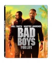 [Blu-ray] Bad Boys For Life 4K(2disc: 4K UHD+2D) Steelbook LE