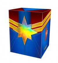 [Blu-ray] Captain Marvel One Click Box(2Disc: 4K UHD+2D) Steelbook LE(Weetcollcection Exclusive No.5)