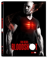 [Blu-ray] Bloodshot A Type Fullslip 4K(2disc: 4K UHD+2D) Steelbook LE(Weetcollcection Collection No.21)