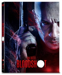 [Blu-ray] Bloodshot B Type Lenticular(O-ring) 4K(2disc: 4K UHD+2D) Steelbook LE(Weetcollcection Collection No.21)