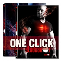 [Blu-ray] Bloodshot One Click 4K(2disc: 4K UHD+2D) Steelbook LE(Weetcollcection Collection No.21)