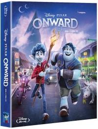 [Blu-ray] Onward Fullslip(2Disc: BD+Bonus BD) Steelbook LE