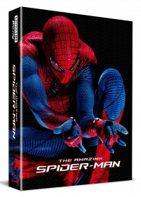 [Blu-ray] The Amazing Spider-Man Fullslip(3disc: 4K UHD+BD(2D/3D Double Side)+Bonus Disc) Steelbook LE(Weetcollcection Exclusive No.6)