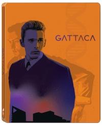 [Blu-ray] Gattaca 4K(2Disc: 4K UHD + BD) Steelbook LE