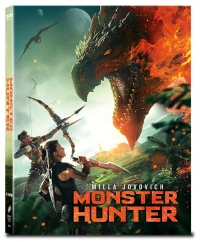 [Blu-ray] Monster Hunter Lenticular(O-ring) 4K(2disc: 4K UHD+2D) Steelbook LE(Weetcollection Collection 22)