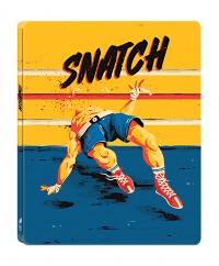 [Blu-ray] Snatch 4K(2Disc: 4K UHD + BD) Steelbook LE