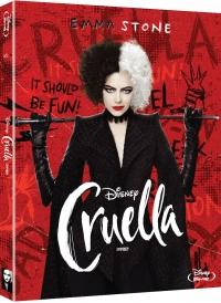 [Blu-ray] Cruella Fullslip(2Disc: BD+OST) LE