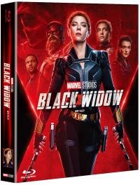 [Blu-ray] Black Widow Fullslip(1Disc: BD) Steelbook LE